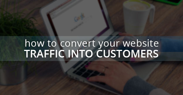 The secret formula for converting website traffic into revenue