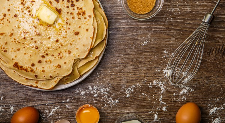 Easy Pancake Day recipes from scratch